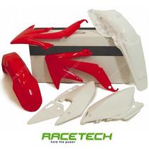Kit Plásticos Honda Crf 250x 2004-2013 Racetech