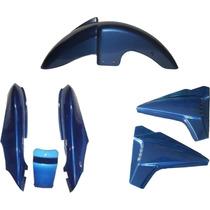 Carenagem Dafra Speed 150 Azul Kit Completo