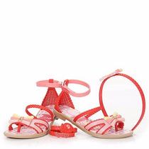 Sandália Infantil Moranguinho Marshmal 21327 - Maico Shoes