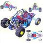 2 Projetos Kart Cross - Gaiola - Buggy - Trilha + 2 Brindes