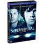 Supernatural Box 2ª Temporada Lacrada (6 Discos).