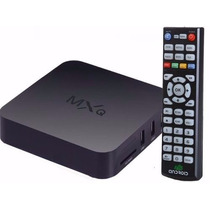Media Player Tv Box 4k Android Quadcore 3d Hd 1080p Netflix