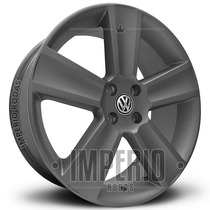 Roda Saveiro Cross - Aro 18 - Grafite Fosco