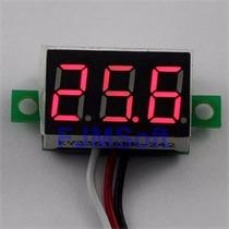 Frete Gratis Voltímetro Digital Remote 0~100v Bateria Som