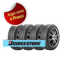 Kit 4 Pneu Aro 16 Bridgestone 185/55r16 Turanza Er300 83v