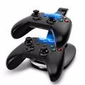 Base Carregadora Para 2 Controles Xbox One Charge Dock Carga