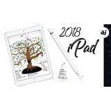 Apple Ipad New 128gb Wifi 2018+apple Pencil+case+película+nf