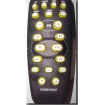 Controle Micro System Som Phillips Mc-m250