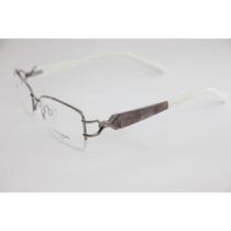 Armação Ana Hickmann Ah6184 Óculos Para Grau