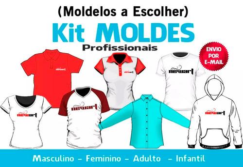 484fae97ec Moldes (4 Modelagens A Escolha) Moldelagens Digitais Escolha R 41.9 ...
