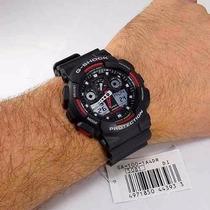 Relógio Casio G-shock Ga100 Ga110 Cs 100% Original + Cores