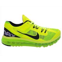 Lançamento! Tênis Nike Air Max 2013 Novos Modelos Frete Free