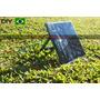 Placa Painel Solar Celula Mini Fotovoltaico 6v C#