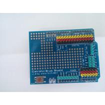 Brick Shield Board V6 Placa De Expansao Arduino Uno R3