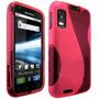 Capa Tpu Motorola Atrix 4g Mb860 Me860 + Pelicula + F Grátis