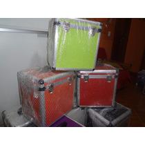 Case Para Vinil Para 75 Discos Varias Cores
