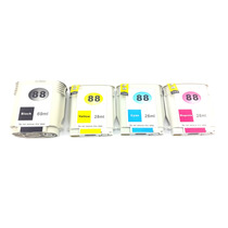 Kit Cartucho Tinta Compatível Hp 88 K550 K5400 K8600 K7580