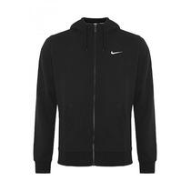 Jaqueta Moletom Masculina Canguru Nike Club 637905 Com Capuz