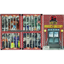 Batman E Robin - Rogues Gallery - Box Com 8 Vilões - Hasbro
