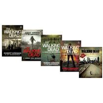 Kit Coleção The Walking Dead + Os Bastidores (5 Livros)