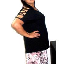 Roupa Plus Size - Blusa Tamanhos Grandes - Gordinha Gg