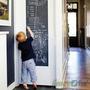 Brinquedo Educativo Quadro Negro Lousa Adesivo Giz Infantil