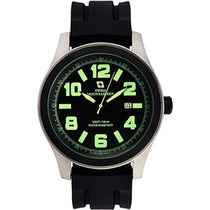 Relogio Suiço Swiss Mountaineer Sml8042 48mm Em Tommy Hilfig