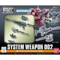 Bandai Hobby Exp002 Arma Sistema 002 1/144 Construtores Part