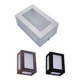 Arandela Externa 5 Vidros Soquetes E27 Barata Comun