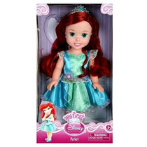 Boneca My First Princess Disney Pequena Sereia Ariel