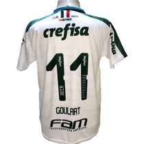 ca3d23f29 Camisa Palmeiras Vermelha Goleiro 2019 Deca Campeão Br à venda em ...