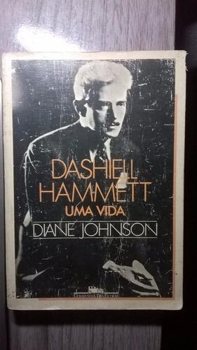 Livro Dashiell Hammett Diane Johnson