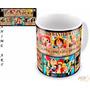 Caneca De Anime - One Piece Cartaz De Procurados