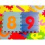 Tapete Eva Alfabeto E Números 36 Peças