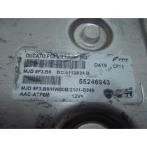 Modulo De Injeção Fiat Ducato 2.3 / 55246943/d419/cf15 ! ! !