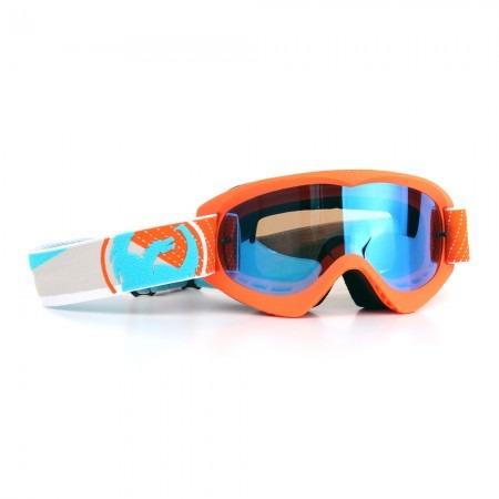 Óculos Dragon Mdx Vert - Lente Azul Steel