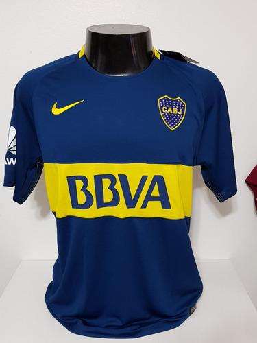 046657db10 Camisa Boca Juniors Home 17-18 Benedetto 9 Jogador Importada