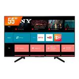 Smart Tv Led 55'' 4k Sony Kd-55x705f 3 Hdmi 3 Usb Wi-fi