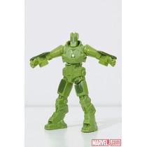 Brinquedo Ciclone Homem De Ferro 2 Marvel Burger King Robo