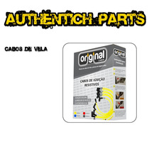 Jogo De Cabos D Vela 8mm Gm Chevrolet Vectra 2.2 16v 97 À 05