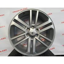 04 Rodas Toyota Hilux 2012/sw4 Réplicas Kr R37 Aro 20 6x139