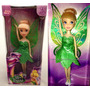 Boneca Tinker Bell Sininho Fada Do Peter Pan Disney Original