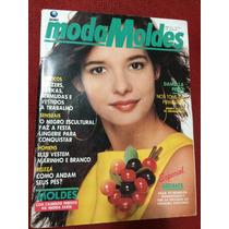 Revista Moda Moldes 09/92 Daniela Perez Lingerie Com Mondes