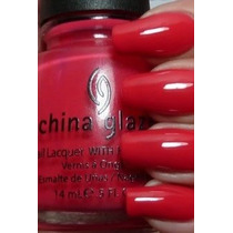 Esmalte Importado Hipoalergênico China Glaze Pink Chiffon 34