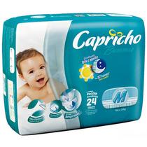 Fralda Capricho Bummis Econômica M 24 Unidades