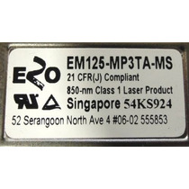 E2o Emulex Em125-mp3ta-ms 850nm (450)