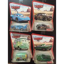 Miniaturas Mattel Filme Carros Disney Novas E Lacradas 2006