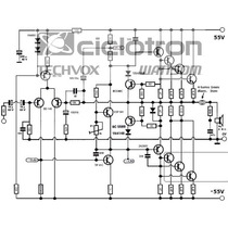 Esquemas Amplificadores Ciclotron Wattsom Dbk Tip 2nd Dbs