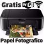 Multifuncional Colorida Wireless Mg3610 Canon Sem Cartucho