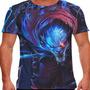 Camiseta League Of Legends Rengar Caçador Noturno Masculina